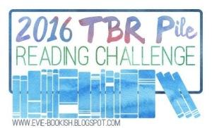 TBR-pile-reading-challenge-2016