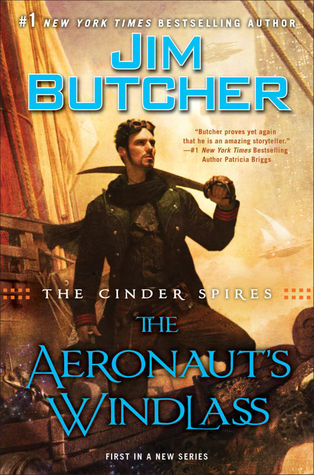 WoW: The Aeronaut's Windlass by JimButcher