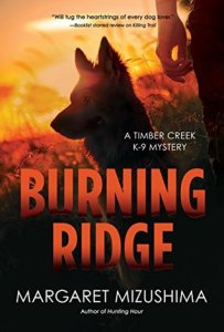 burning ridge by margaret mizushima
