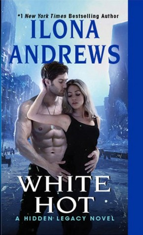 WoW: White Hot by Ilona Andrews