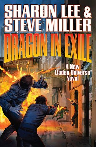 WoW: Dragon in Exile by Sharon Lee and Steve Miller