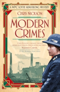 modern crimes by chris nickson