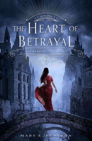 Waiting on Wednesday: The Heart of Betrayal by Mary E.Pearson
