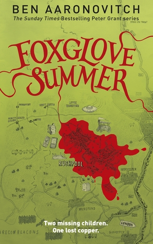 Waiting on Wednesday–Foxglove Summer by Ben Aaronovitch