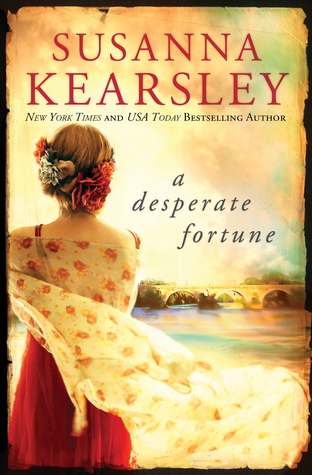 WoW: A Desperate Fortune by Susanna Kearsley