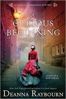 a-curious-beginning-by-deanna-raybourn