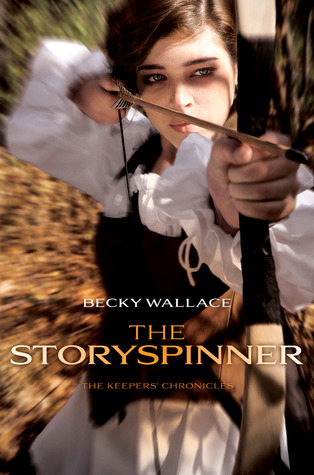 WoW: The Storyspinner by Becky Wallace