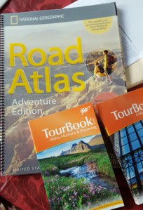 road-atlas
