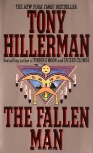 the-fallen-man by tony hillerman