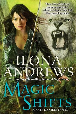 WoW: Magic Shifts by Ilona Andrews
